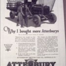 1919 Atterbury Stakebody Truck ad