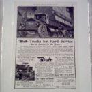 1917 Dart Truck ad