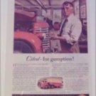 1943 Diamond T Truck ad