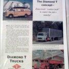 1960 Diamond T Truck ad