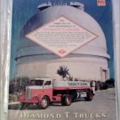 1947 Diamond T Tanker Tractor Trailer Truck at Mt Palomar ad