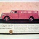 1936 Diamond T Truck ad