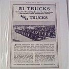 1917 FWD Truck ad