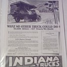 1918 Indiana Trucks ad