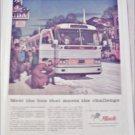 1959 Mack Bus ad
