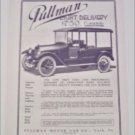 1916 Pullman Truck ad