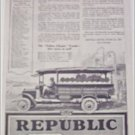 1919 Republic Truck ad #1