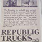 1920 Republic Truck ad #4