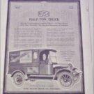 1917 Rush Truck ad