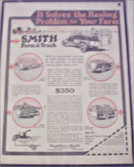 Smith Form-A-Truck ad