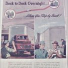1951 Trailmobile Truck ad #3
