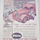 1942 White Tractor Trailer Truck ad #1