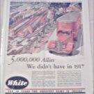 1942 White Tractor Trailer Truck ad #2