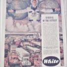 1945 White Truck ad