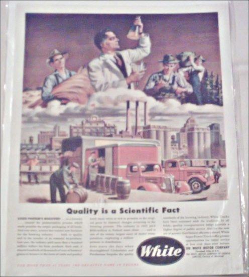 1946 White Truck ad #1
