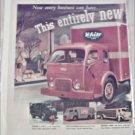 White 3000 Truck ad