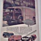 1951 White 3000 Truck ad