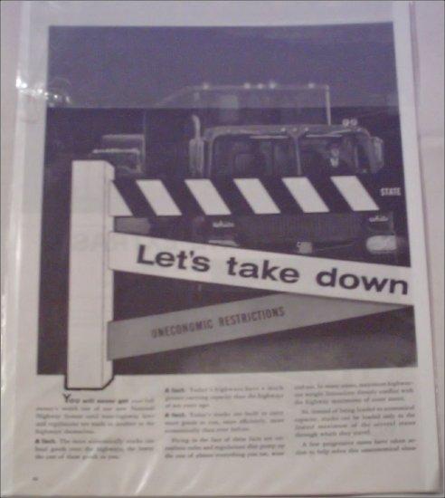 1961 White Truck ad #2