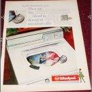 1960 Whirpool Washer ad