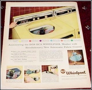 Whirpool Washer ad #2