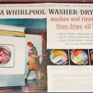 Whirpool Washer Dryer ad #1