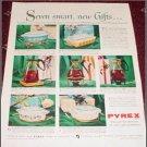 1957 Pyrex Servingwear ad
