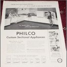 1956 Philco Appliances ad