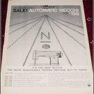 1958 Necchi Sewing Machine ad