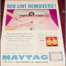 Maytag Washer ad