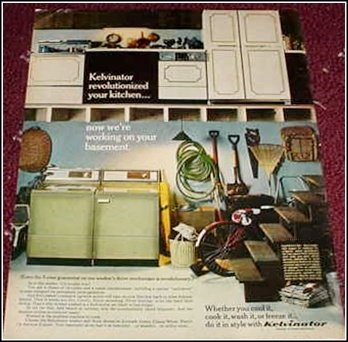 Kelvinator Washer Dryer ad