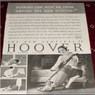 1935 Hoover Vacum Cleaner ad