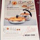 1956 Hallite Utensils ad