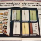 GE Refrigerator Lineup ad