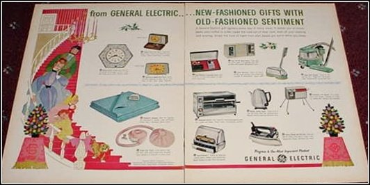 1961 GE Appliances ad