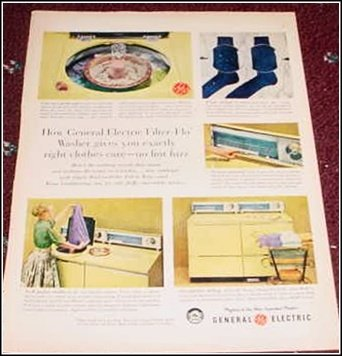 GE Washer Dryer ad