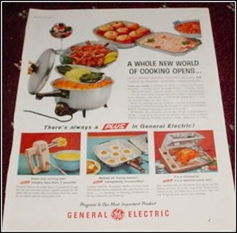 1958 GE Appliances ad