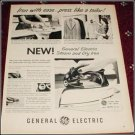 1950 GE Electric Iron ad