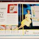 1959 Frigidaire Frostproof Refrigerator ad