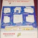 1951 Frigidaire Appliances Christmas ad