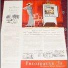 1934 Frigidaire 35 Refrigerator ad