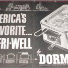 1952 Fri-Well Donut Fryer ad