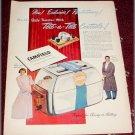 1950 Camfield Toaster ad