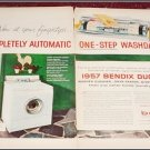 1957 Bendix Washer Dryer ad #3