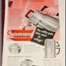 1950 Wearever Coffeemaker ad