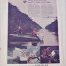 1969 Chrysler Boat ad #2