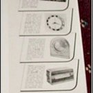 1938 Telechron Clocks ad