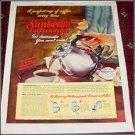 1948 Sunbeam Coffeemaster ad