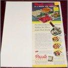 1943 Presto Cooker ad