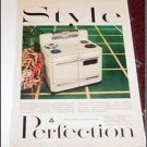 Perfection Electric Range ad