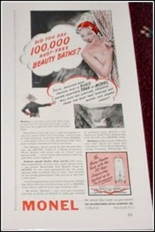 1941 Monel Water Heater ad